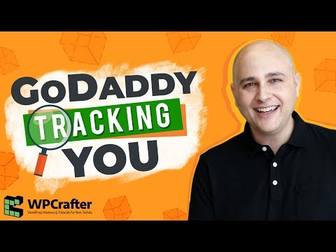 GoDaddy Is Tracking You - Yet Another Reason To Not Use GoDaddy For WordPress Website Hosting