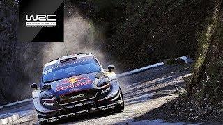 WRC - Corsica linea - Tour de Corse 2018: HIGHLIGHTS Stages 3-4