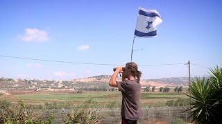 Metula, la frontière de tous les dangers au nord d'Israël