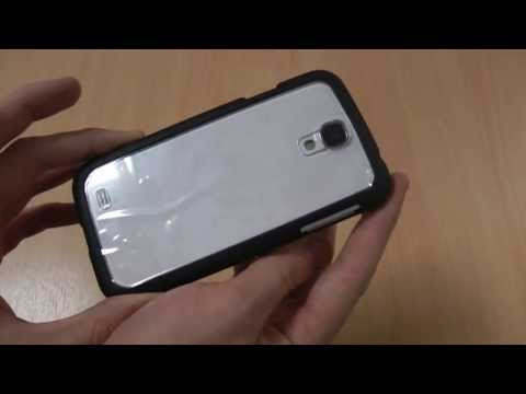 Muvit Samsung Galaxy S4 Case Review