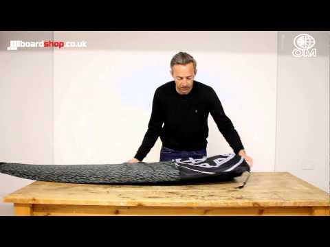 On A Mission Surfboard Stretch Cover Review