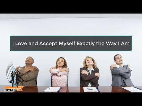 Meditation: I Love and Accept Myself the Way I Am
