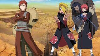 Naruto Shippduen power levels (gaara rescue Videos - 9tube tv