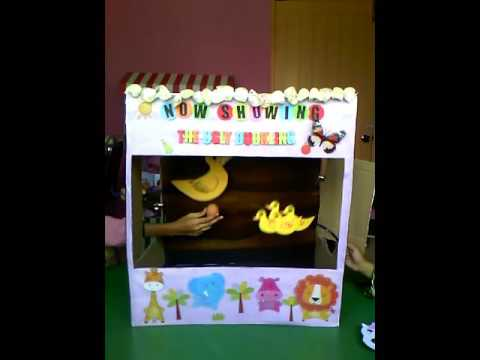 The Ugly Duckling Puppet Show - UNITAR Students Project