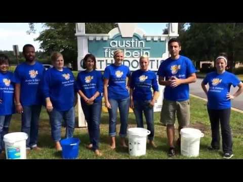 ALS Ice Bucket Challenge - Austin & Fishbein Orthodontics