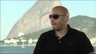 Fast & Furious 5 Interview: Vin Diesel