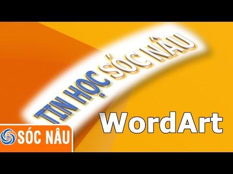 Tạo chữ nghệ thuật trong Word 2013