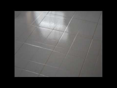 How to Clean White Tile and Grout