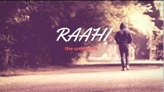 Raahi - The Unknown   अंजान राही   Horror Short Film   Indian-Hindi Short Horror   Being Bhopali
