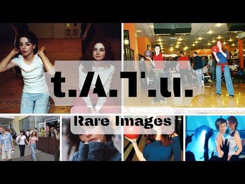 t.A.T.u. Rare Photos