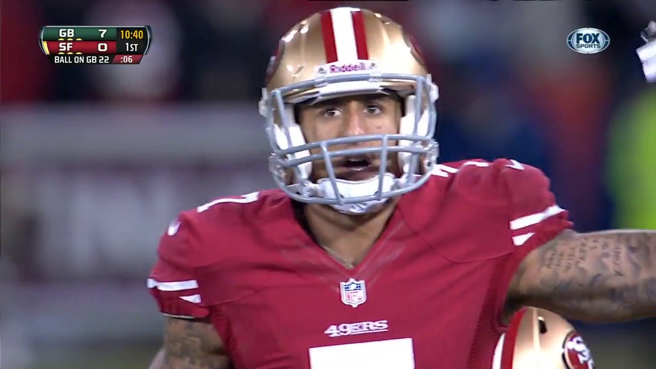 2012 Divisional Round Packers @ 49ers