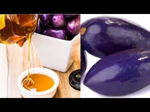 How to extract  oil form African pear (ube)