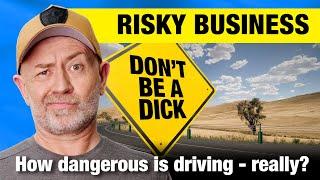 How dangerous is driving, really? | Auto Expert John Cadogan