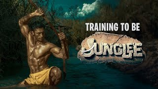 Junglee | Training To Be Junglee | Vidyut Jammwal