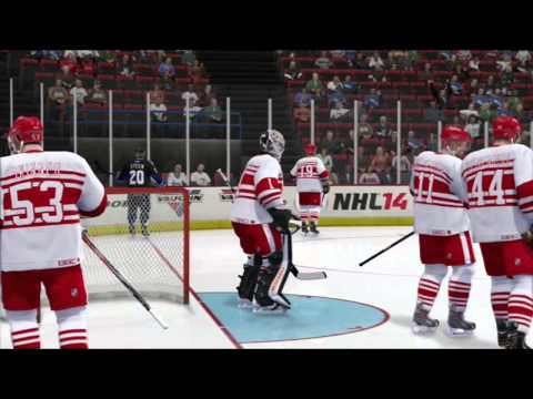 NHL 14 Breakaways :: How to Stop them (NHL 14 Goalie)