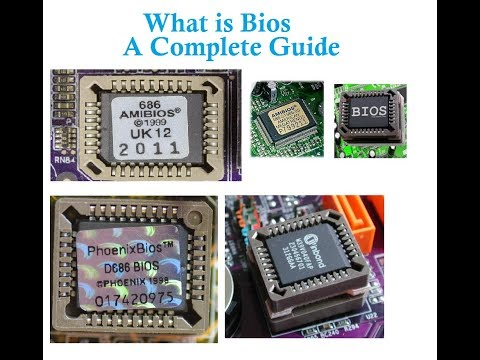 What is Bios, A Complete Guide