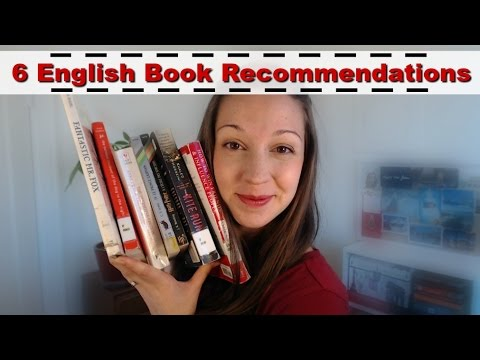 6 Books for Improving Your English: Advanced English Lesson