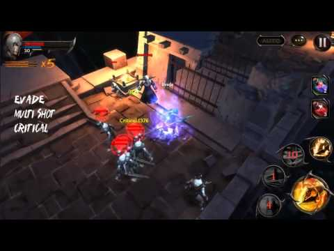Darkness Reborn Official Trailer Extended Gameplay