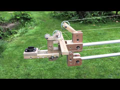 DIY camera crane for GoPro - product tank