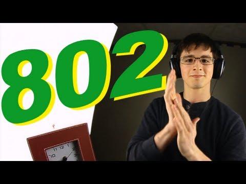 WORLD'S FASTEST CLAPPER (802 claps in 1 minute)