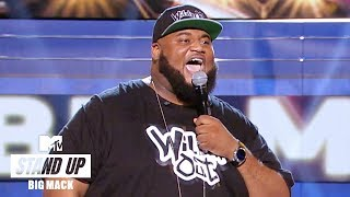 Big Mack Gets Hella Funny And Heats Up The Stage 😂Wild 'N Out | MTV