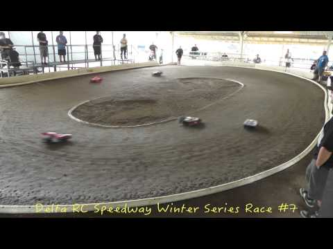 Short Course Modified Heat5 3–15 15 Delta RC Speedway
