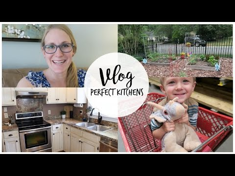 VLOG | Perfect kitchens are over-rated...