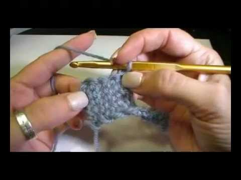 Crochet: Linked Double Treble
