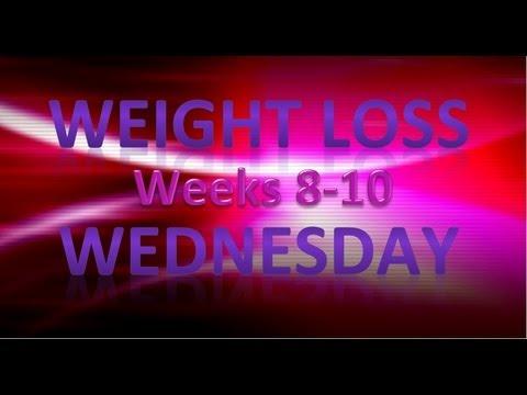 Weight loss Wednesday weeks 8-10 recap with weightwatchers