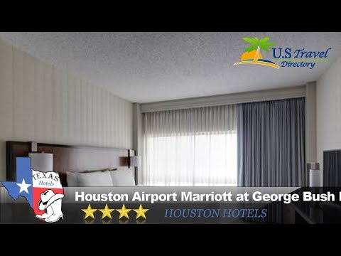Houston Airport Marriott at George Bush Intercontinental - Houston Hotels, Texas