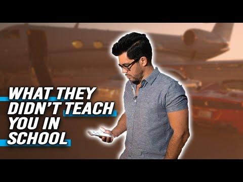 What Schools Failed To Teach Us