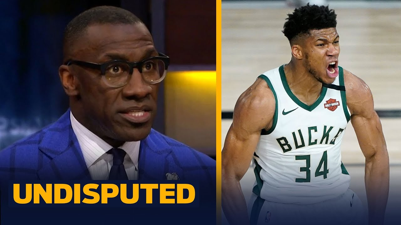 Giannis' Bucks should be elated after signing Jrue Holiday & Bogdanovic — Shannon   NBA   UNDISPUTED
