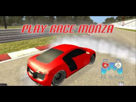 Play Race Monza Car Games To Play Online