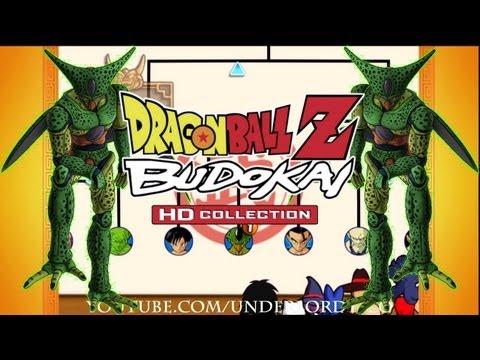 DBZ Budokai 3 HD - Cell Games World Tournament Warm Up