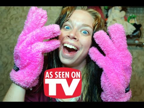 HAIRDRYER GLOVES- DOES THIS THING REALLY WORK?