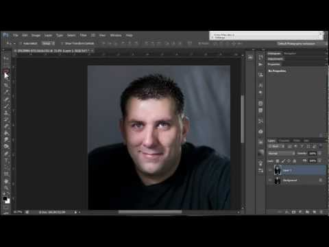 How to Fix a Double Chin in Photoshop with a Few Simple Steps