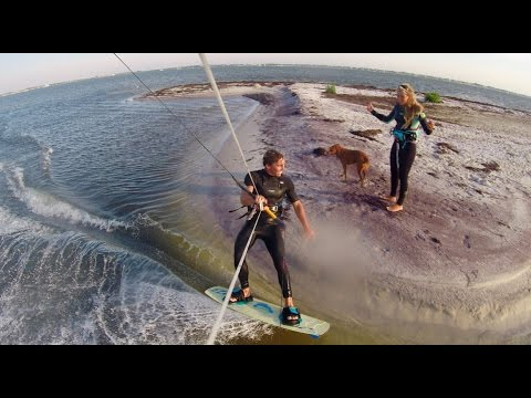 How Long Does It Take To Learn How To Kiteboard?