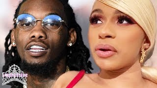 Cardi B reacts to Offset's apology and defends her husband!