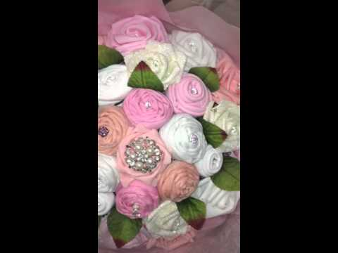 Mum and baby bouquet (hijab Bouquet)