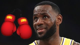 Download LeBron James Entering The World Of BOXING With A New Show! Video