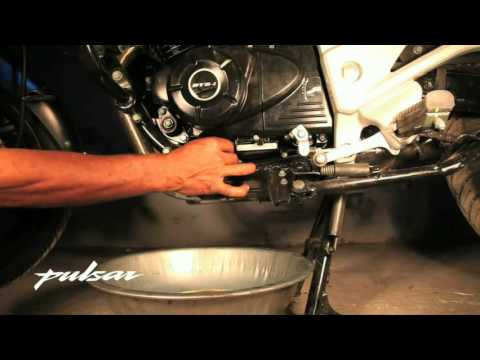 Pulsar Do It Yourself - Engine Oil Change