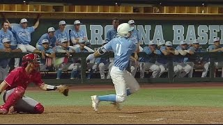 UNC Baseball: Heels Drop NC State 7-2 to Open Series