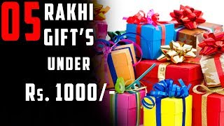 Another 5 Rakhi Gifts under Rs. 1000/- - 2019 edition | Simbly Chumma