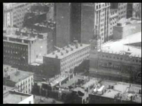 Panorama from the Times Building, New York 1905