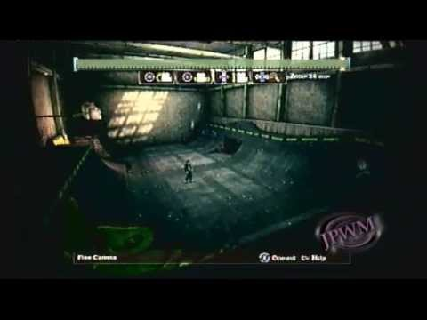 Skate 2 - Exploit: How To Find Creature Bowl