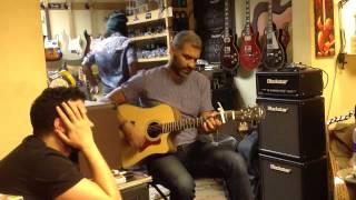 Adel Sakr Guitar Custom Shop : ( GCS - Jams ) Hany Adel
