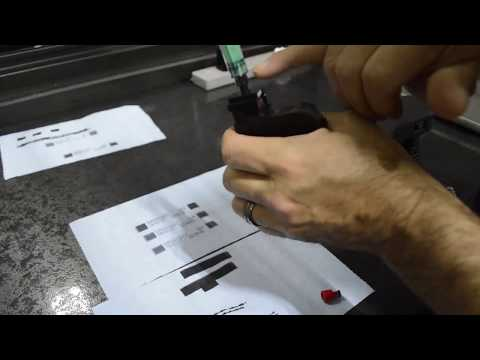 Anser U2 Cleaning Your Ink Cartridge