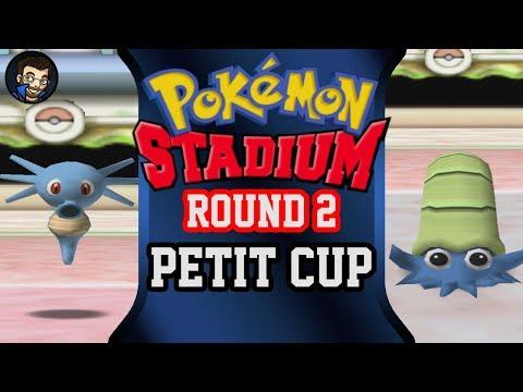 Pokémon Stadium - Round 2: Petit Cup