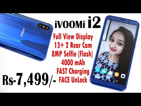 IVOOMI I2 Unboxing & Overview in HINDI