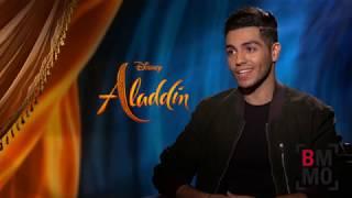 Download Mena Massoud Interview - Aladdin Video